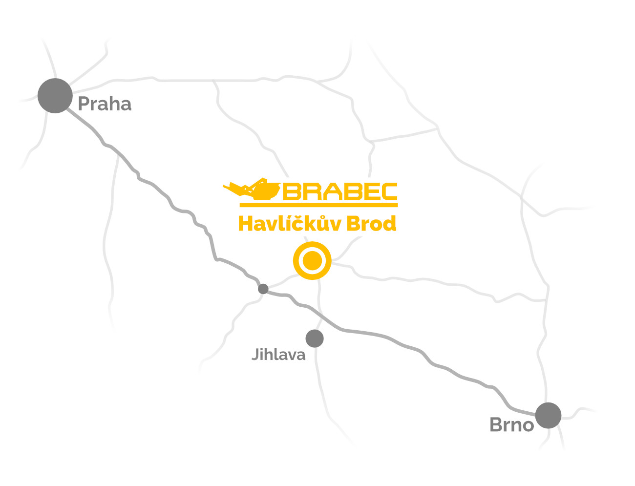 Demolice recyklace Brabec Havlíčkův Brod
